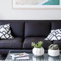 Прямые раскладные диваны на каждый день: 75 бескомпромиссно комфортных вариантов фото