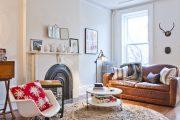 Фото 7 Прямые раскладные диваны на каждый день: 75 бескомпромиссно комфортных вариантов