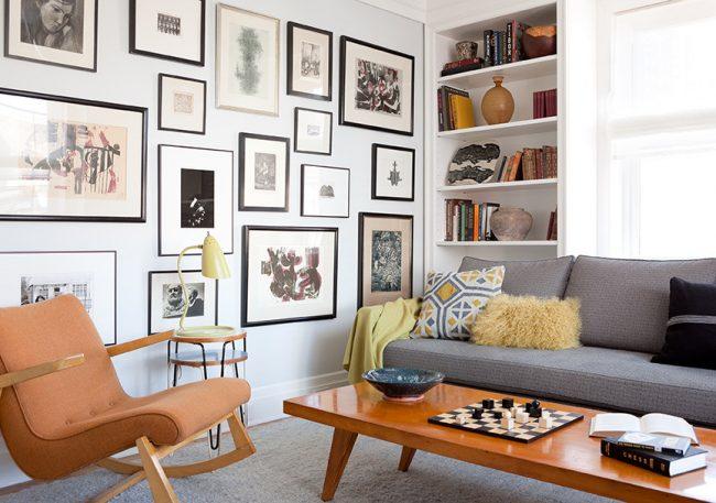 Прямые диваны раскладные на каждый день становятся очень популярны