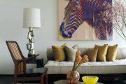 Фото 9 Прямые раскладные диваны на каждый день: 75 бескомпромиссно комфортных вариантов