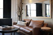 Фото 22 Прямые раскладные диваны на каждый день: 75 бескомпромиссно комфортных вариантов