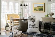 Фото 23 Прямые раскладные диваны на каждый день: 75 бескомпромиссно комфортных вариантов