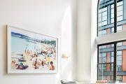 Фото 25 Прямые раскладные диваны на каждый день: 75 бескомпромиссно комфортных вариантов