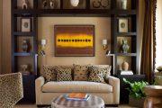Фото 35 Прямые раскладные диваны на каждый день: 75 бескомпромиссно комфортных вариантов