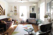 Фото 37 Прямые раскладные диваны на каждый день: 75 бескомпромиссно комфортных вариантов