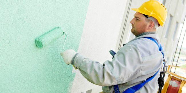 Окрашивать резиновой краской можно практически любые поверхности
