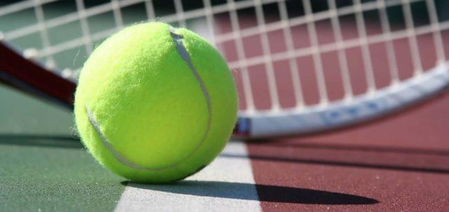 Благодаря своим достоинствам резиновая краска часто используется для покраски теннисных кортов