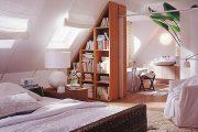 Фото 23 Шторы на мансардные окна: 70 трендовых вариантов, которые преобразят любой интерьер