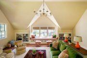 Фото 26 Шторы на мансардные окна: 70 трендовых вариантов, которые преобразят любой интерьер