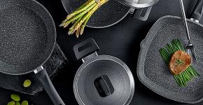 Сковорода с каменным покрытием: преимущества, критерии выбора и советы по уходу фото