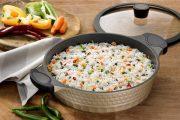 Фото 5 Сковорода с каменным покрытием: преимущества, критерии выбора и советы по уходу