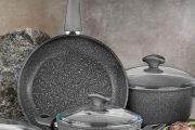 Фото 10 Сковорода с каменным покрытием: преимущества, критерии выбора и советы по уходу