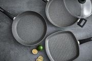 Фото 21 Сковорода с каменным покрытием: преимущества, критерии выбора и советы по уходу