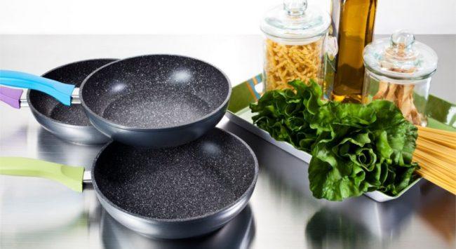 Каменное покрытие - это залог качественно-приготовленной пищи