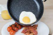 Фото 4 Сковорода с каменным покрытием: преимущества, критерии выбора и советы по уходу