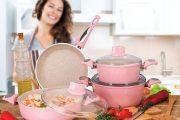 Фото 24 Сковорода с каменным покрытием: преимущества, критерии выбора и советы по уходу