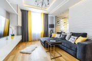 Фото 2 Стиль контемпорари в интерьере (100+ фото): обзор лаконичных и удобных трендов для дома