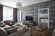 Фото 5 Стиль контемпорари в интерьере (100+ фото): обзор лаконичных и удобных трендов для дома