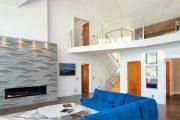 Фото 40 Стиль контемпорари в интерьере (100+ фото): обзор лаконичных и удобных трендов для дома