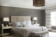 Фото 1 Прикроватные светильники для спальни: обзор комплексных решений для мягкого освещения