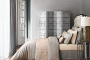Фото 4 Прикроватные светильники для спальни (100 фото): обзор комплексных решений для мягкого освещения