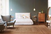 Фото 20 Прикроватные светильники для спальни: обзор комплексных решений для мягкого освещения