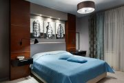 Фото 26 Прикроватные светильники для спальни (100 фото): обзор комплексных решений для мягкого освещения