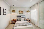 Фото 30 Прикроватные светильники для спальни (100 фото): обзор комплексных решений для мягкого освещения