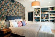 Фото 32 Прикроватные светильники для спальни: обзор комплексных решений для мягкого освещения