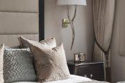 Фото 40 Прикроватные светильники для спальни (100 фото): обзор комплексных решений для мягкого освещения