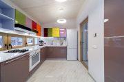 Фото 10 Угловая тумба под мойку на кухню: размеры, виды и 70 вариантов удобного размещения