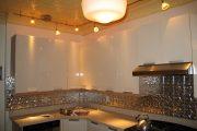 Фото 11 Угловая тумба под мойку на кухню: размеры, виды и 90+ вариантов удобного размещения
