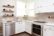 Фото 30 Угловая тумба под мойку на кухню: размеры, виды и 70 вариантов удобного размещения