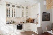Фото 34 Угловая тумба под мойку на кухню: размеры, виды и 90+ вариантов удобного размещения