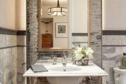 Фото 11 Зеркальная плитка в интерьере: как использовать глянцевые акценты и обзор лучших сочетаний