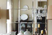 Фото 34 Зеркальная плитка в интерьере: как использовать глянцевые акценты и обзор лучших сочетаний