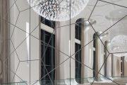 Фото 42 Зеркальная плитка в интерьере (105+ фото): как использовать глянцевые акценты и обзор лучших сочетаний
