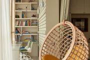 Фото 7 Зонирование шторами: 80 лучших идей для рационального использования пространства