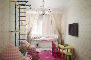 Фото 37 Зонирование шторами: 80 лучших идей для рационального использования пространства