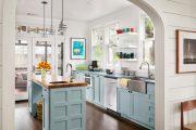 Фото 56 Арка на кухню вместо двери: 80 функциональных вариантов для вашего дома