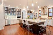 Фото 8 Арка на кухню вместо двери: 80 функциональных вариантов для вашего дома