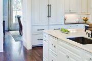 Фото 12 Арка на кухню вместо двери: 80 функциональных вариантов для вашего дома