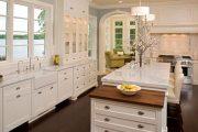 Фото 13 Арка на кухню вместо двери: 80 функциональных вариантов для вашего дома