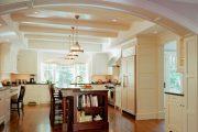 Фото 14 Арка на кухню вместо двери: 80 функциональных вариантов для вашего дома