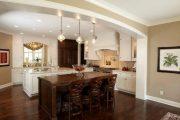 Фото 15 Арка на кухню вместо двери: 80 функциональных вариантов для вашего дома