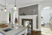 Фото 20 Арка на кухню вместо двери: 80 функциональных вариантов для вашего дома
