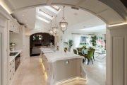 Фото 22 Арка на кухню вместо двери: 80 функциональных вариантов для вашего дома