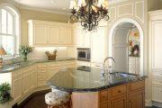 Фото 2 Арка на кухню вместо двери: 80 функциональных вариантов для вашего дома