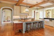 Фото 24 Арка на кухню вместо двери: 80 функциональных вариантов для вашего дома