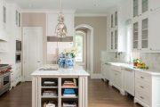 Фото 31 Арка на кухню вместо двери: 80 функциональных вариантов для вашего дома